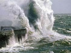 На Луизиану обрушился шторм