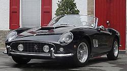Британец заплатил рекордные 11 млн долларов за Ferrari 1961 года