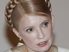 Тимошенко назвала провокацией сообщения, что БЮТ отказался от Портнова