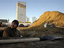 На Донбассе горит шахта