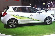 "Компания Kia представила ""зеленый"" Cee'd"