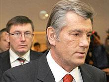Ющенко порекомендовал Луценко успокоиться