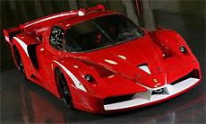 Возможно Ferrari FXX станет серийным