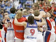 Пекин-2008: Предварительный состав сборной России по баскетболу