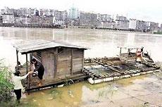 Наводнение на юге Китая: 55 человек погибли