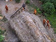 Обнаружено племя, не вступавшее ранее в контакт с цивилизацией
