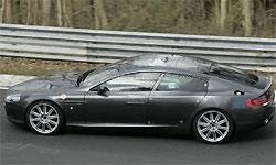 Новая Aston Martin Rapide со стеклянной крышей