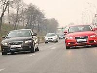 Новая Audi A4 появилась в Украине