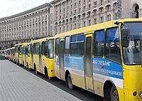 Планируется всеукраинская забастовка автотранспорта