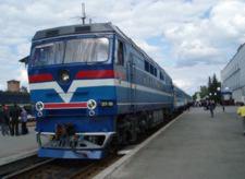 В России забросали камнями украинский поезд «Москва-Сумы»