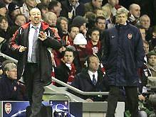 Бенитес рассказал, как ковалась победа над Арсеналом