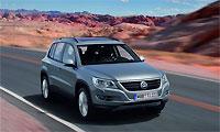 VW увеличивает объемы производства Tiguan