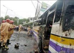 20 человек погибли в столкновении поезда и автобуса в Бангладеш