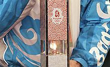 Олимпийский огонь прибыл в Пакистан