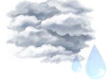 В Украине будет пасмурно и дождливо