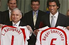 На Евро-2008 Польшу может усилить бразилец