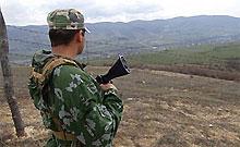 Россия  обвинила Грузию в несанкционированной военной деятельности