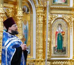 Страстная неделя. Православные отмечают Великую среду