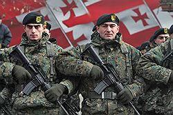 Грузия потребует вывода российских миротворцев из Абхазии и Южной Осетии
