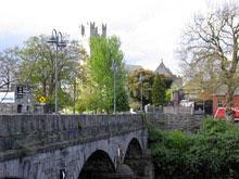 Ирландцы вернули деревне непристойное название
