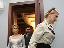 СПУ: Тимошенко заняла кресло Семенюк