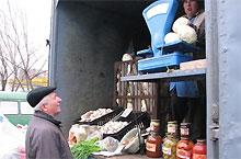 25 и 26 апреля киевляне смогут купить дешевые продукты