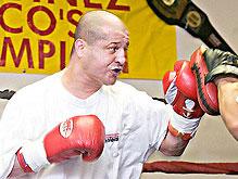 Джонни Тапиа возвращается на ринг