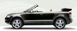 Volkswagen шутит и выпускает кабриолет на базе Touareg