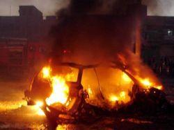 """На вопрос """"Ну и где же терроризм?"""" иракским солдатам ответили взрывом"""