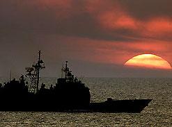 Американцы заявили о провокации со стороны ВМС Ирана