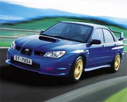 Fuji Heavy готовит бюджетную версию Subaru Impreza WRX STi