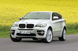 Кроссовер BMW X6 будет представлен во Франкфурте как концепт