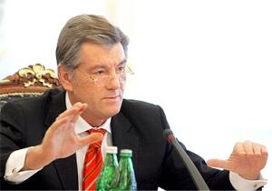 Ющенко: Единственный выход из политического кризиса - проведение внеочередных парламентских выборов