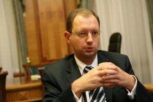 Яценюк: Вместе со Стельмахом должна отвечать и Тимошенко