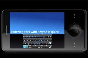 Разработана новая система ввода текста на мобильниках