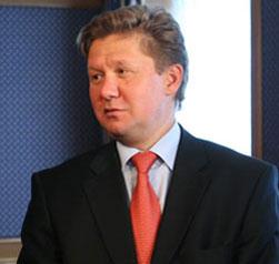 """Миллер: """"Газпром"""" будет продавать Украине газ по 418 долларов"""