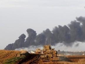Израильская армия начала зачистку сектора Газа