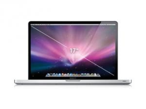 Apple представила новый 17-дюймовый MacBook Pro