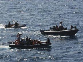 Сомалийские пираты отпустили турецкое судно