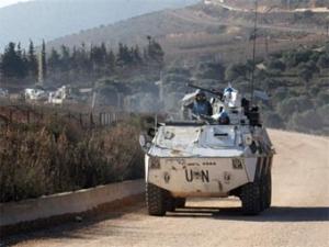 Миротворцы ООН в Ливане приведены в боевую готовность