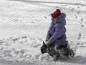 Через несколько дней в Украине потеплеет