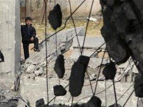 В секторе Газа погибла украинка и ее двухлетний ребенок