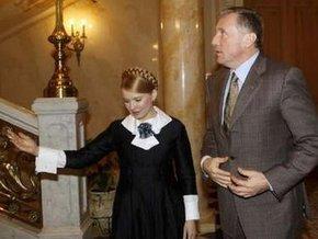 Тимошенко: Украина подпишет предложенный Россией протокол по контролю транзита газа