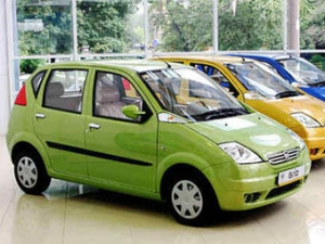 Продажи автомобилей в Китае выросли на 7,4 процента в 2008 году