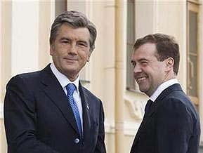 Ющенко с Медведевым создадут комиссию, которая расставит все точки