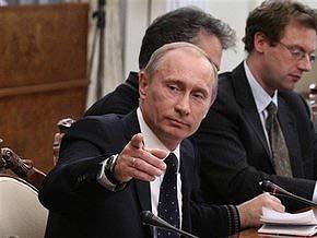 Путин заявил, что Украина взяла в заложники потребителей газа в Европе