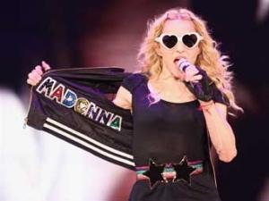 Мадонна признана самой успешной артисткой 2008 года