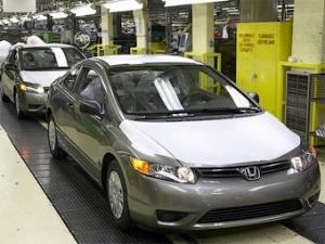Британский завод Honda заработает не раньше июня