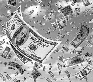 Торги на межбанке закончились падением доллара
