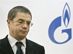 «Газпром»: Среднегодовая цена за газ для Украины может составить $250